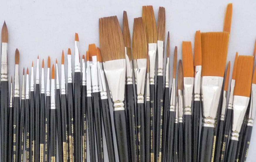 Brush The Oil Paint Store