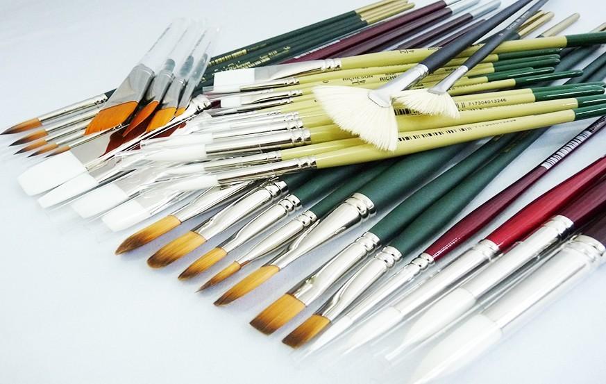Jack Richeson Oil & Acrylic Brush