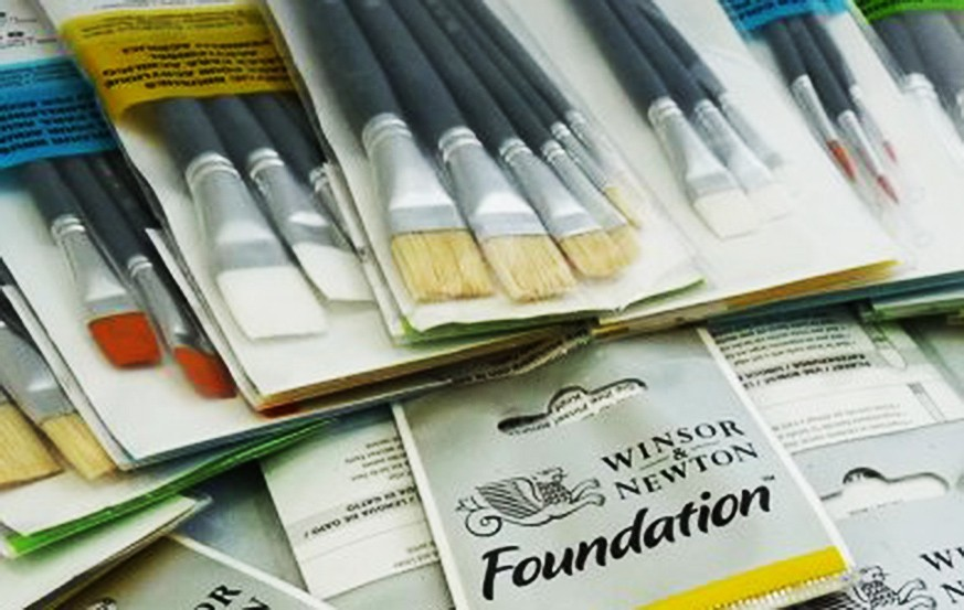 Winsor & Newton Foundation Brush