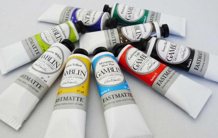 Gamblin FastMatte Alkyd Oil