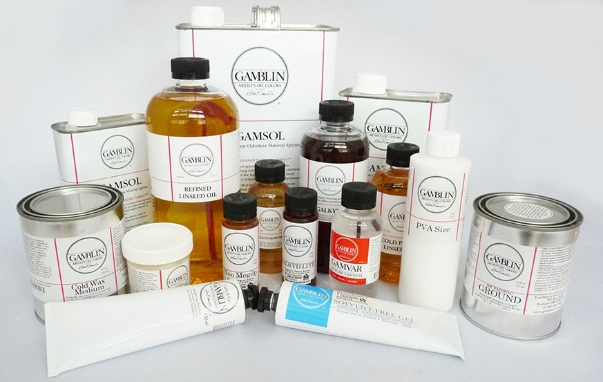 Gamblin Oil Medium