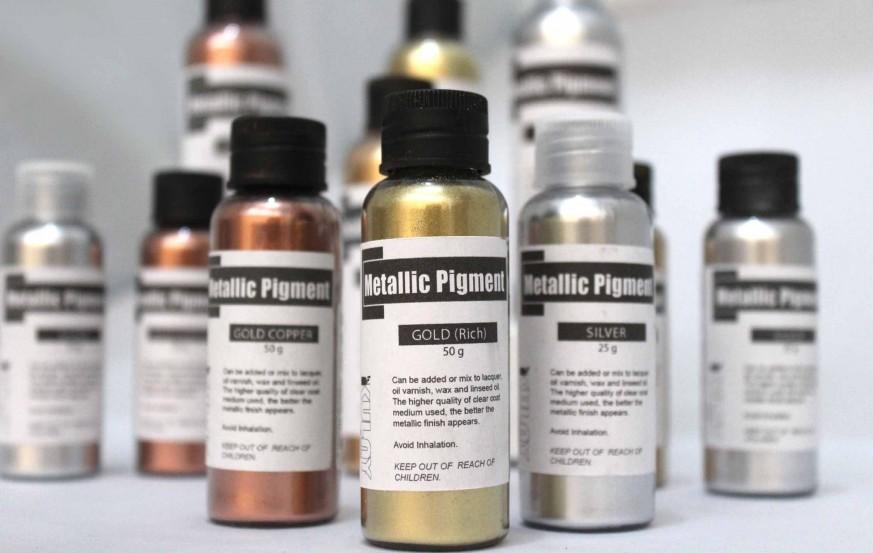 Kulay Metallic Pigment