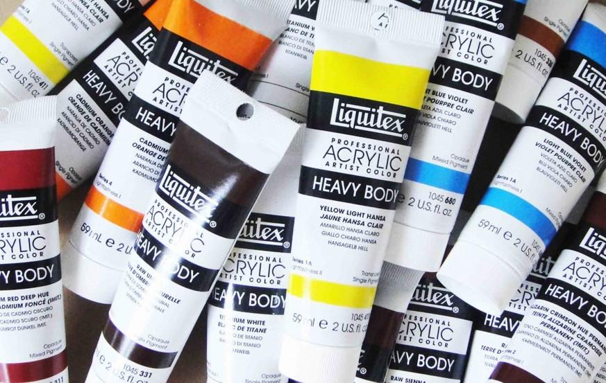Liquitex Heavy Body Acrylic