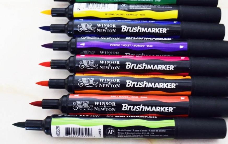 Winsor & Newton Brush Marker