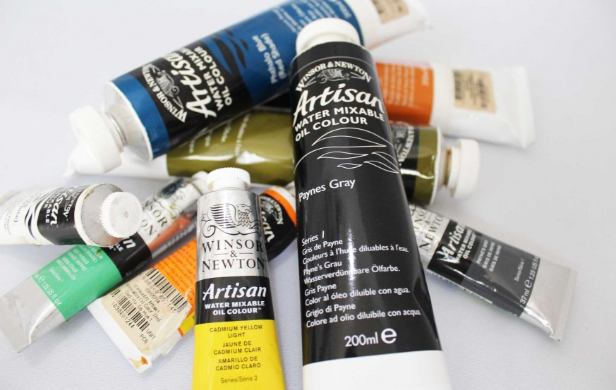 Winsor & Newton Artisan Water Mixable Oil