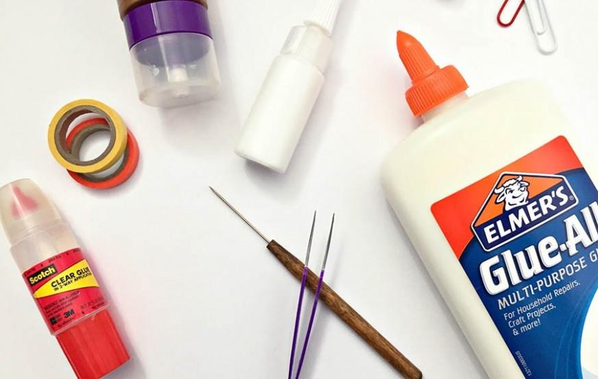 Glue & Adhesive