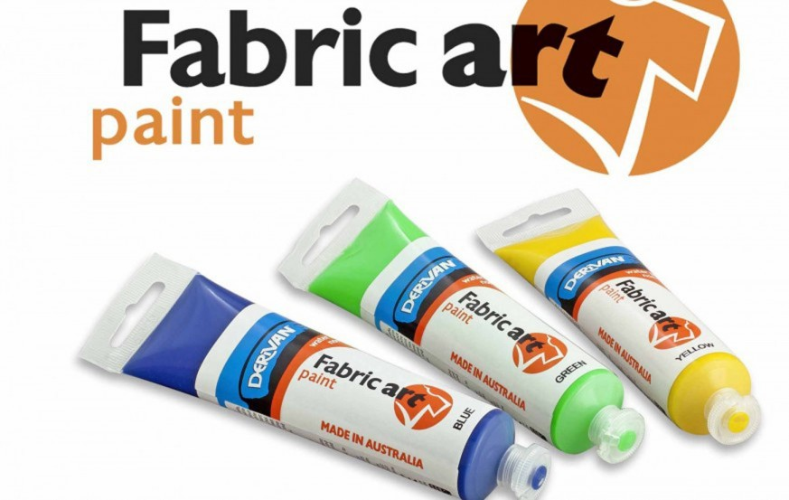 Derivan Fabric Art Paint