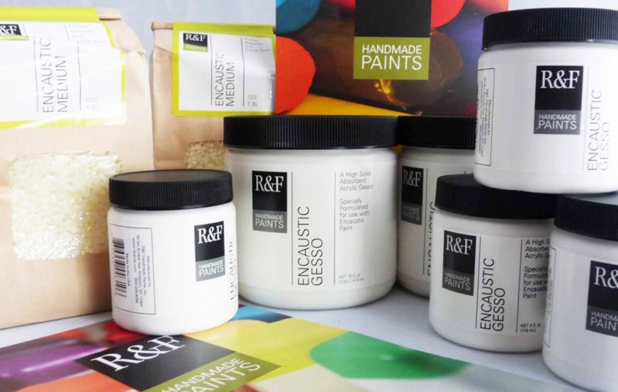 R&F Encaustic Medium (oil med)