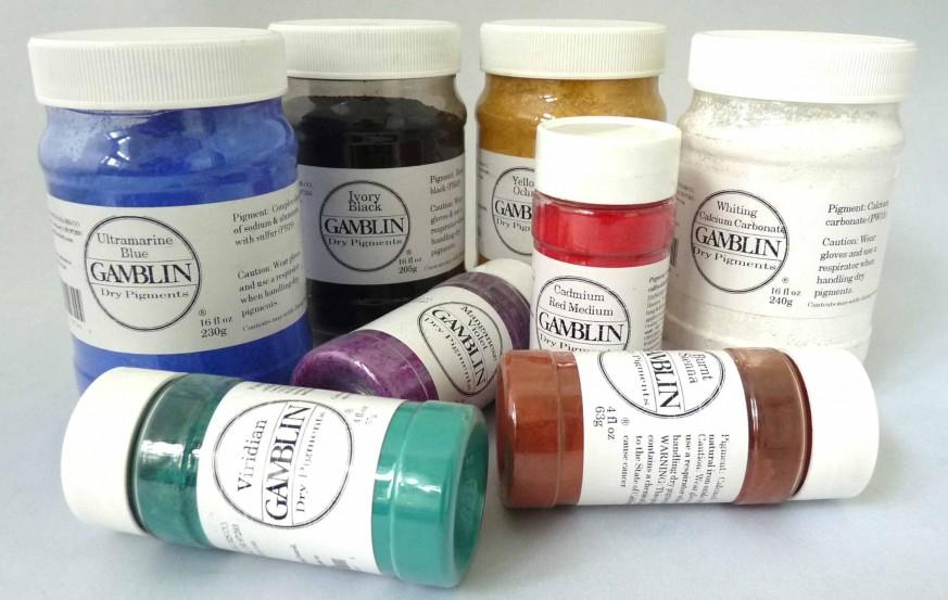 Gamblin Dry Pigment