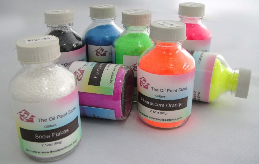 Kulay Fluorescent Powder