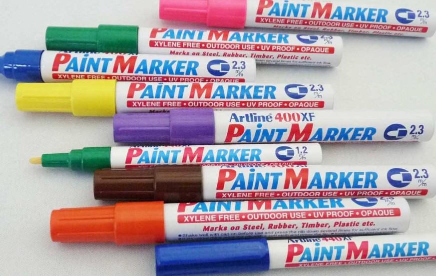 Artline 400XF Paint Marker