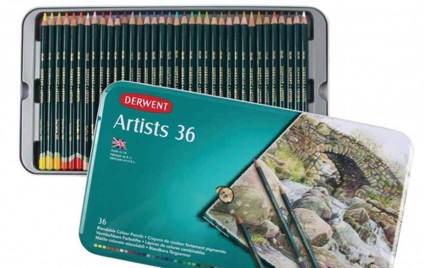 Derwent Artist Colored Pencil