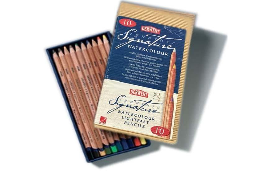 Derwent Signature Watercolor Pencil