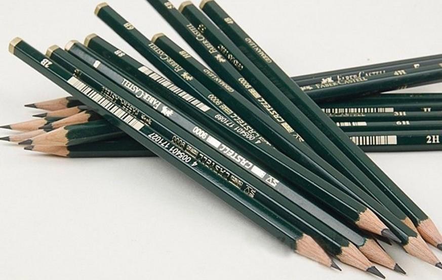Faber Castell Pencil & Artist Pitt Pen