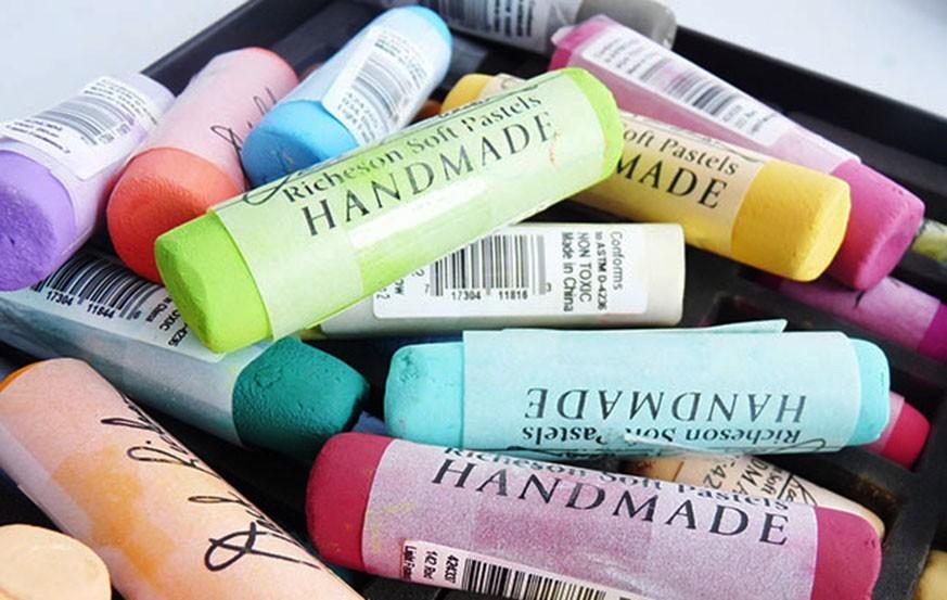 Jack Richeson Handmade Soft Pastels