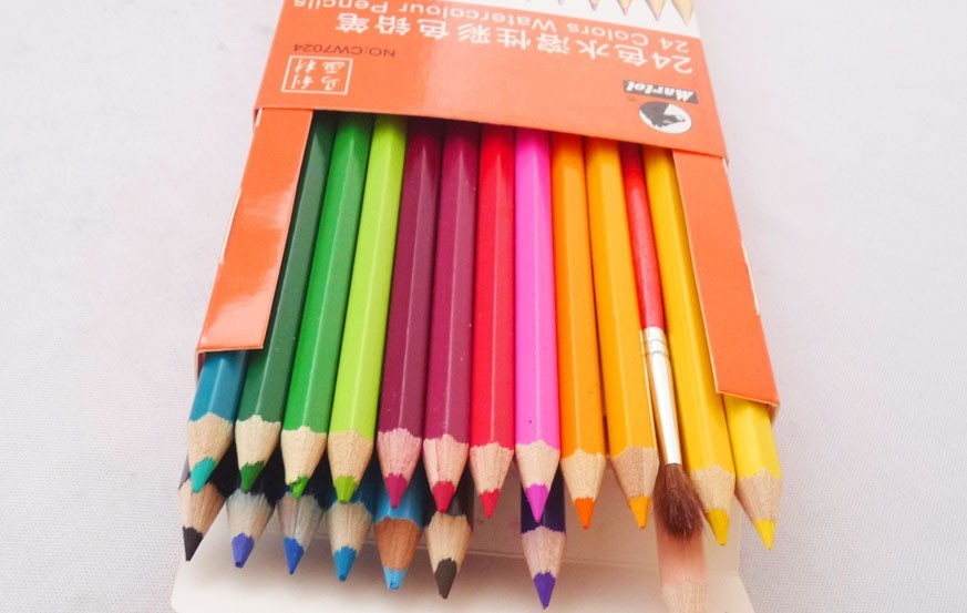 Maries Martol Colored & Watercolor Pencil