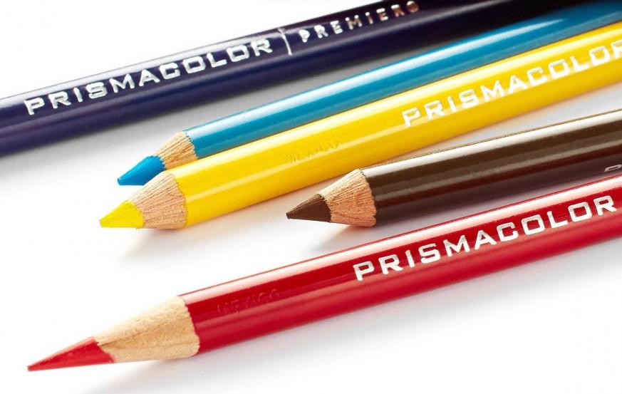 Prismacolor Colored Pencil