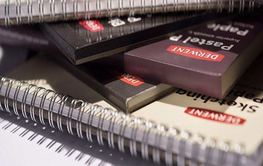 Derwent Sketch Notebook, Journal & Pads