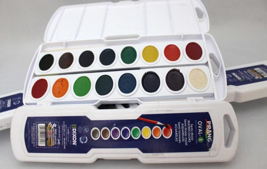 Prang Watercolor Paint