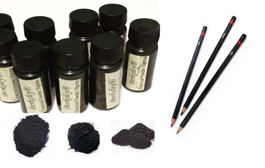 Berkeley Charcoal Pencil & Powder