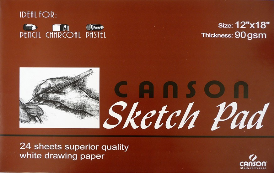 Canson Sketch Pad