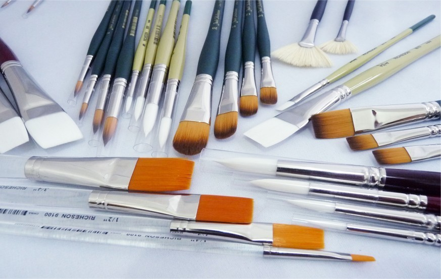 Jack Richeson Watercolor Brush