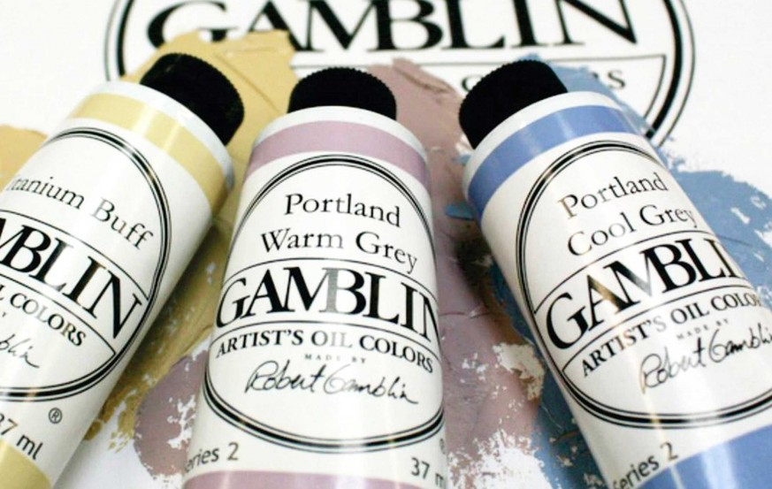 Gamblin Artist Oil