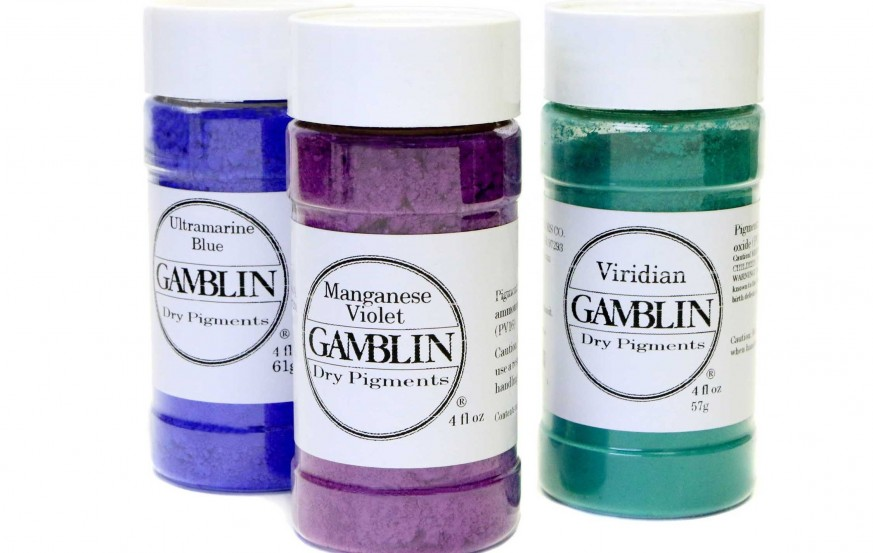 Gamblin Dry Pigments
