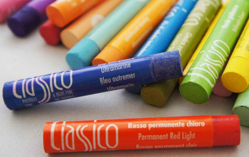 Maimeri Classico Fine Oil Pastels