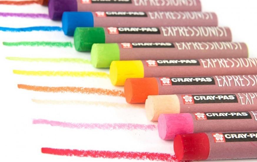 Sakura Craypas Oil Pastel