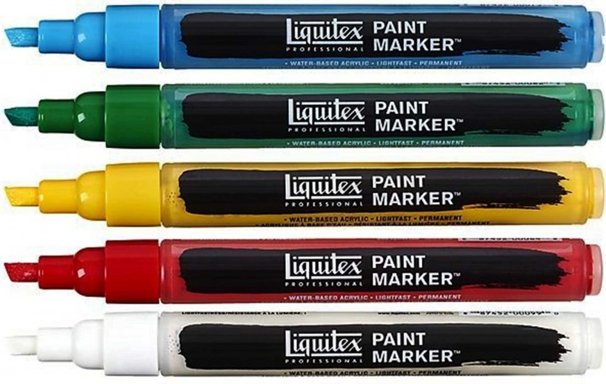Liquitex Paint Marker Fine Tips
