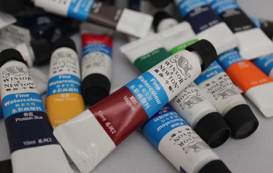 Winsor & Newton Fine Watercolor (China)