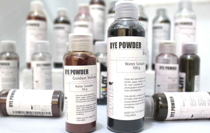 Kulay Dye Powder