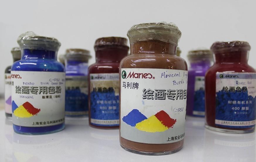 Maries Organic & Inorganic Pigment
