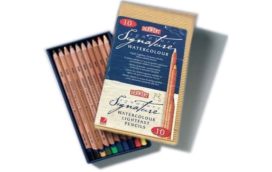 Derwent Signature Watercolor Pencil