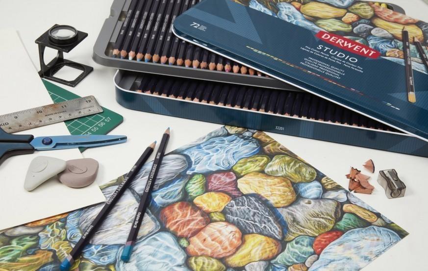 Derwent Studio Colored Pencil
