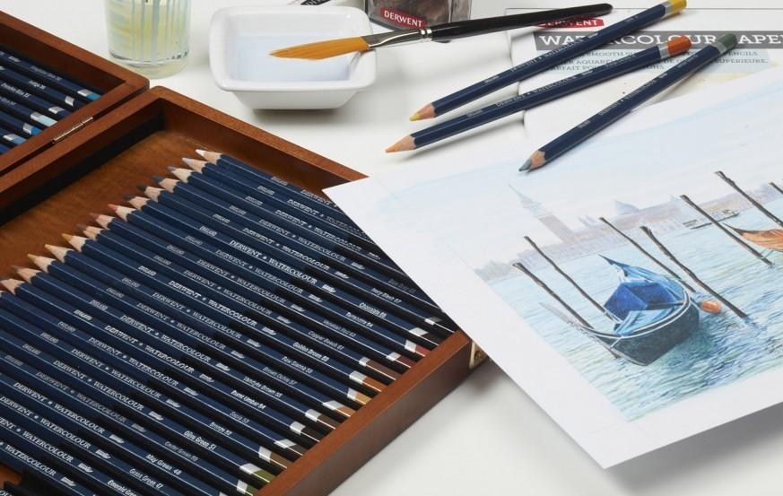Derwent Watercolor Pencil