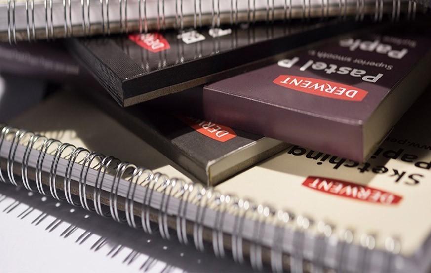 Derwent Sketch Notebook & Journals