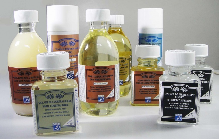 Lefranc & Bourgeois Oil Mediums