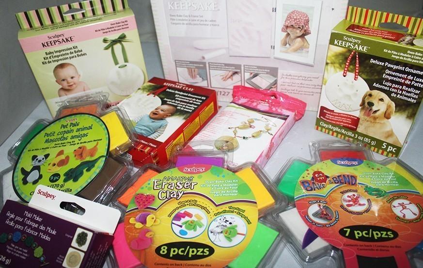 Sculpey Kids Activity Kits
