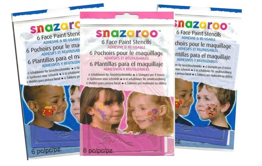 Snazaroo Tools