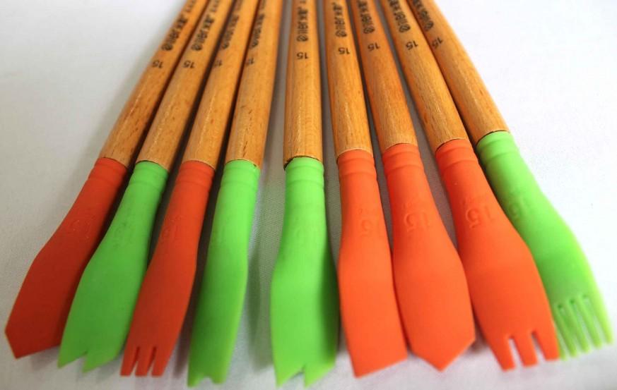 Sun Art Silicon Runner Pen Brush