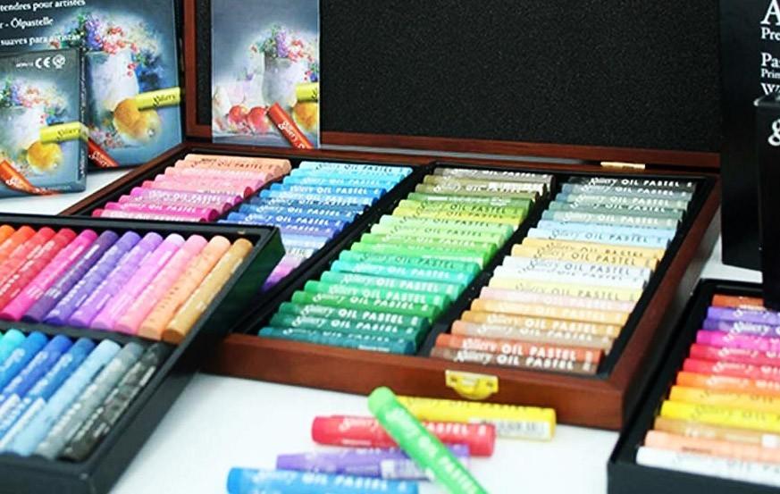 Mungyo-Gallery Oil Pastel