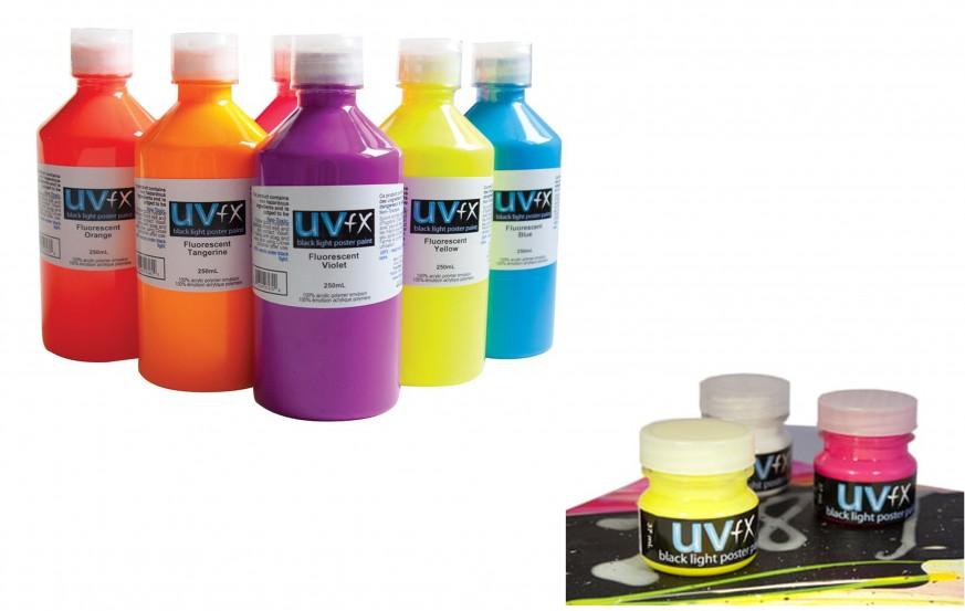 Tri Art UVfx Paints