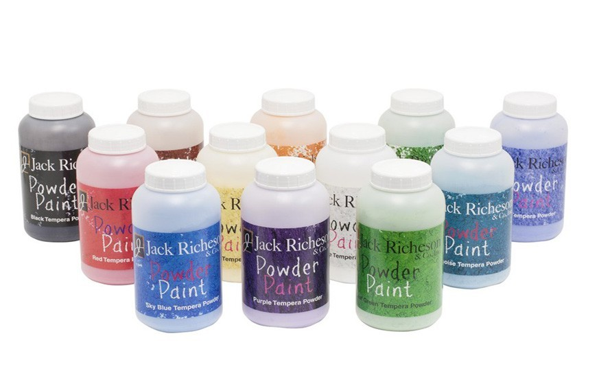 Jack Richeson Powder Paints