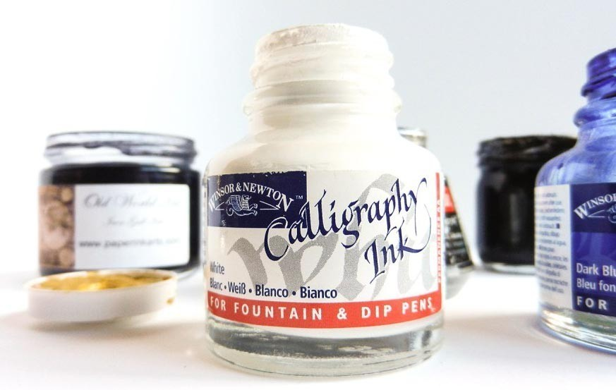 Winsor & Newton Calligraphy Ink