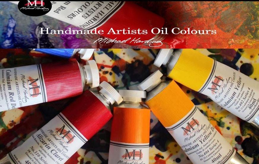 Michael Harding Premium Oil Color