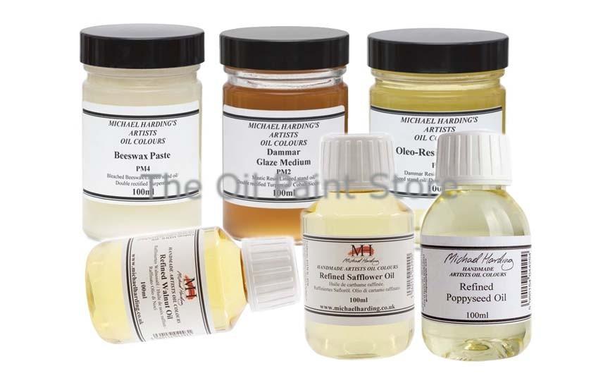 Michael Harding Oil Medium