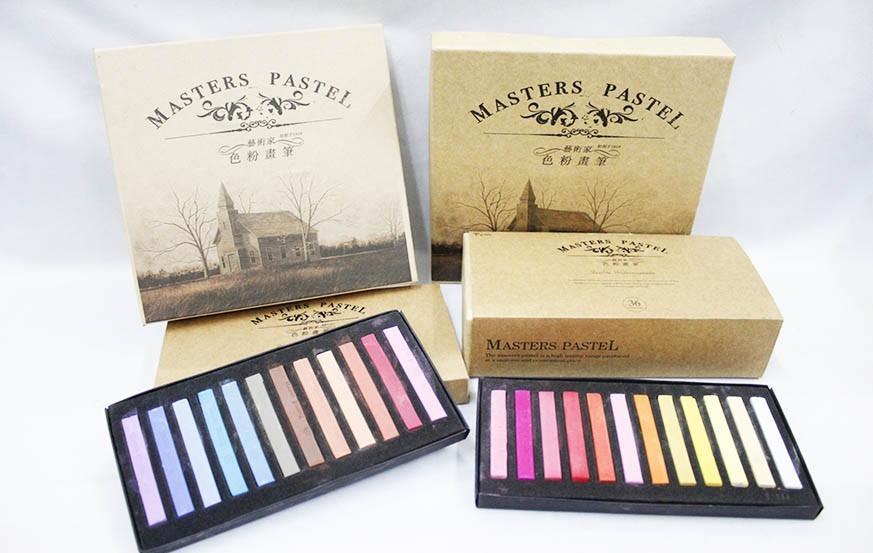 Maries Masters Pastel