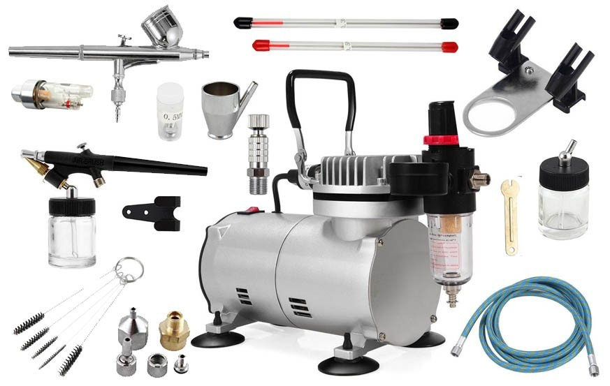 Kulay Airbrush, Parts & Accessories